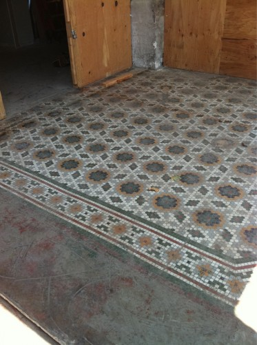 Tile Floor from Cabel Sasser