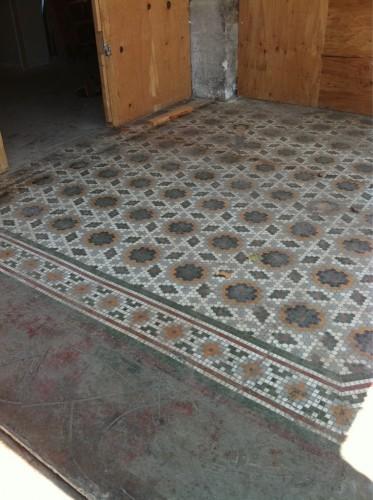 Tile Floor from Cabel Sasser